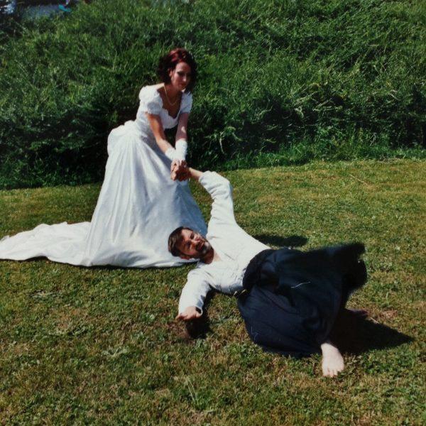 Hochzeits-Reportage: Bilder-Tipp Eheringe-Basel